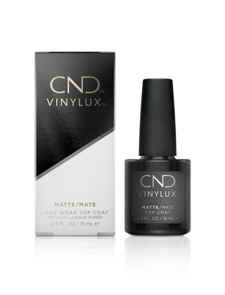 VINYLUX Top Coat Matte  15ml