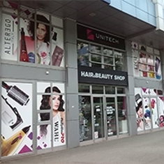 HAIR & BEAUTY SHOP - NOVI SAD