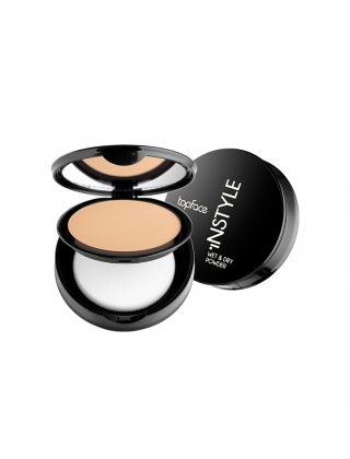 INSTYLE WET&DRY Puder u...